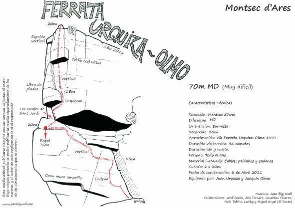 Urquiza-Olmo, Montrebeï 4