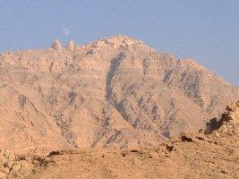 Les Dessous de la Princesse, wadi Naqab, Émirats 1