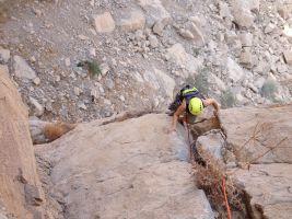 Les Dessous de la Princesse, wadi Naqab, Émirats 11