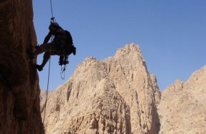 Hell Rock, Wadi Naqab, Émirats 26