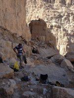 Hell Rock, Wadi Naqab, Émirats 18
