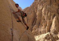5 à 7 sur le Fer à Repasser, wadi Naqab, Émirats 18