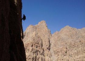 Hell Rock, Wadi Naqab, Émirats 23
