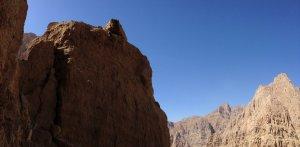 Hell Rock, Wadi Naqab, Émirats 24