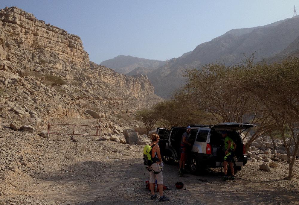 Rams Canyon, Ras Al Khaimah 2