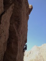 Hell Rock, Wadi Naqab, Émirats 10