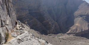 Stairway to Heaven, Wadi Litibah, Ras Al Khaimah, Émirats Arabes Unis 10