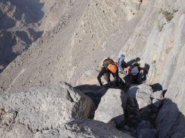 Stairway to Heaven, Wadi Litibah, Ras Al Khaimah, Émirats Arabes Unis 11