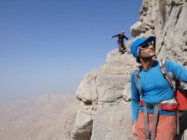 Stairway to Heaven, Wadi Litibah, Ras Al Khaimah, Émirats Arabes Unis 12