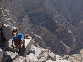 Stairway to Heaven, Wadi Litibah, Ras Al Khaimah, Émirats Arabes Unis 14