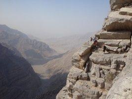 Stairway to Heaven, Wadi Litibah, Ras Al Khaimah, Émirats Arabes Unis 20