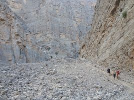 Stairway to Heaven, Wadi Litibah, Ras Al Khaimah, Émirats Arabes Unis 3