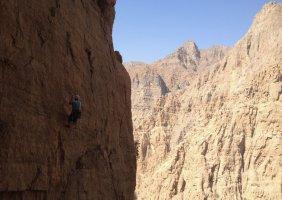 Hell Rock, Wadi Naqab, Émirats 8