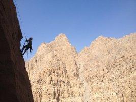 Hell Rock, Wadi Naqab, Émirats 11