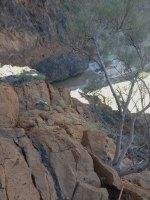 Le vent l'emportera, Snake Canyon, Wadi Bani Awf, Bilad Seet, Oman 9