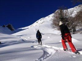 Cagire hivernale, Ariège 13