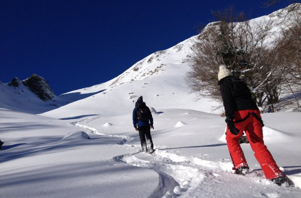 Cagire hivernale, Ariège 2