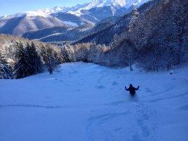 Cagire hivernale, Le Mourtis, Ariège, France 23