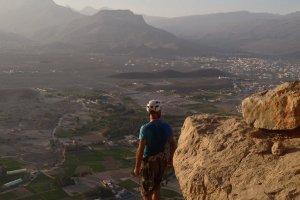 Alona, Al Hamra Tower, Oman 24