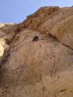 Wadi Dayqah sport climbing, Quriyat, Oman 10