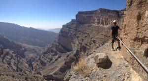 Ferrata du Jebel Shams, Jebel Akhdar 11