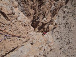 Luadabuam Pillar, Karnräbäb, Jebel Kawr, Oman 13