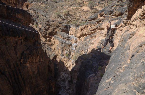Snake canyon, Jebel Akhdar 2
