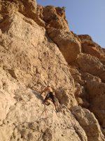Wadi Dayqah sport climbing, Quriyat, Oman 14