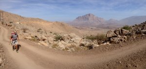 Luadabuam Pillar, Karnräbäb, Jebel Kawr, Oman 2