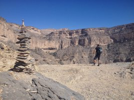 Ferrata du Jebel Shams, Jebel Akhdar 7