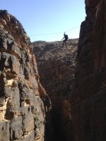 Snake canyon, Jebel Akhdar 10
