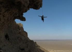 Hatta Crag, Sport climbing, Oman 1