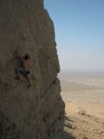Hatta Crag, Sport climbing, Oman 15