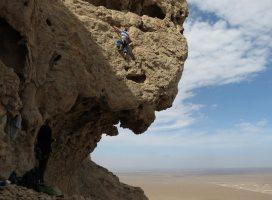 Hatta Crag, Sport climbing, Oman 17