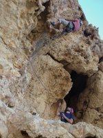 Hatta Crag, Sport climbing, Oman 16