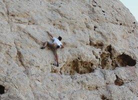 Hatta Crag, Oman 22