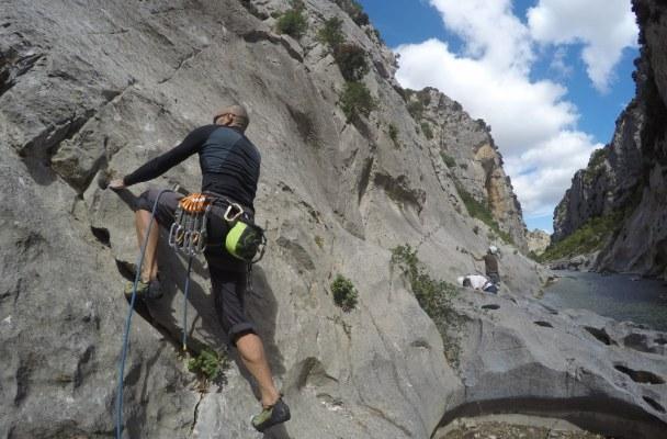 Gorges de Gouleyrous, Pyrénées-Orientales, France 2