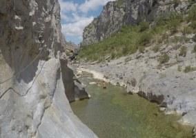 Gorges de Gouleyrous, Pyrénées-Orientales, France 10