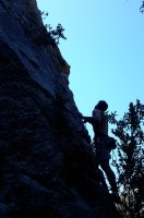 Sport climbing, Rodellar, Espagne 4
