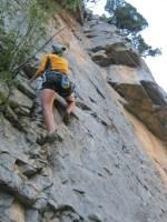 Sport climbing, Rodellar, Espagne 23