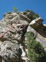 Sport climbing, Rodellar, Espagne 9