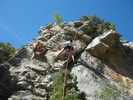Sport climbing, Rodellar, Espagne 11