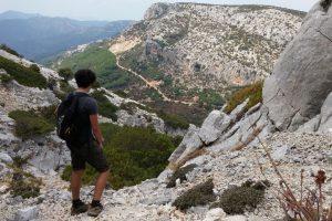 Monte Oro trek
