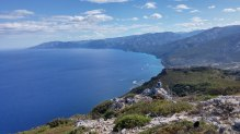 04. vue sur baie de Cala Gonone