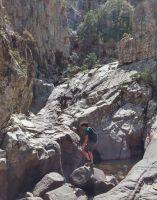 Cascata Piscina Irgas, Villacidro, Sardaigne 6