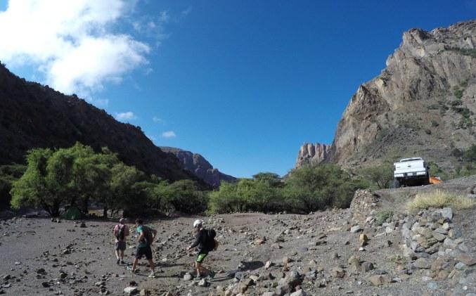 Wadi Saada, Sayq Plateau 6
