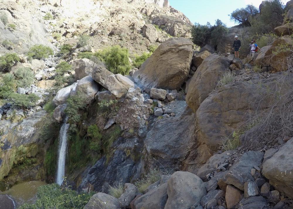 Wadi Saada, Sayq Plateau 9