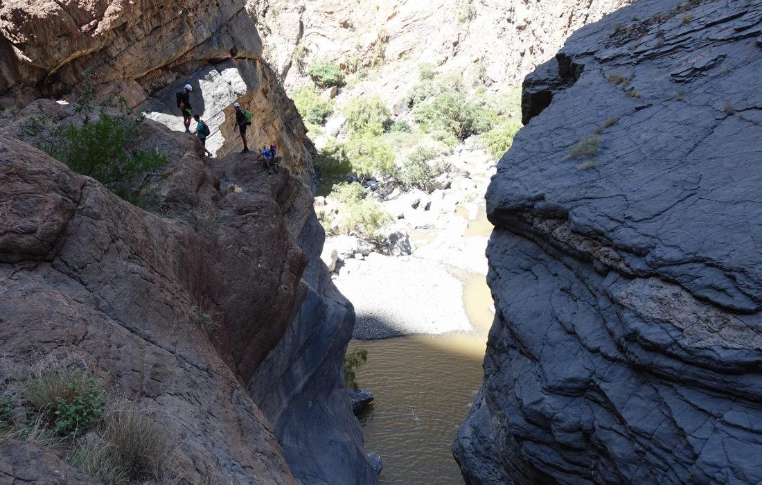 Wadi Saada, Sayq Plateau 18