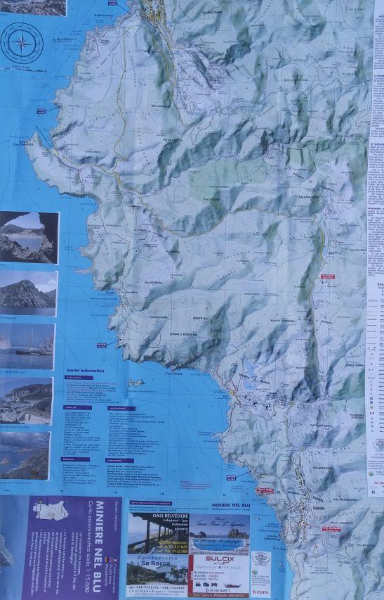 topo Miniere nel Blu (carte officielle)