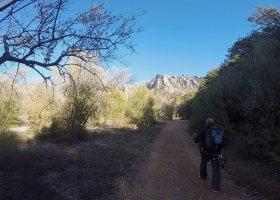 Topless a la Pastereta, Montserrat 1